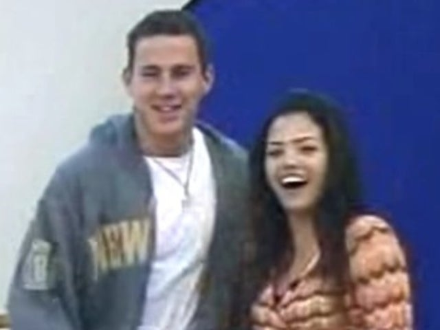 Watch Jenna Dewan and Channing Tatum Meet for the First Time