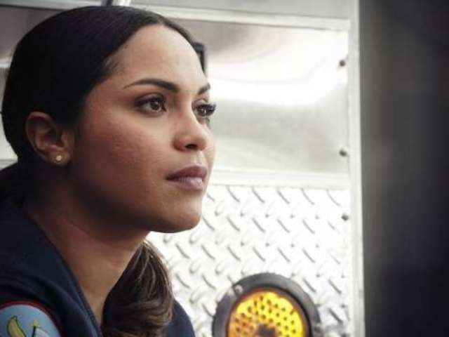 'Chicago Fire' Tweet Has Fans Lamenting Monica Raymund's Exit