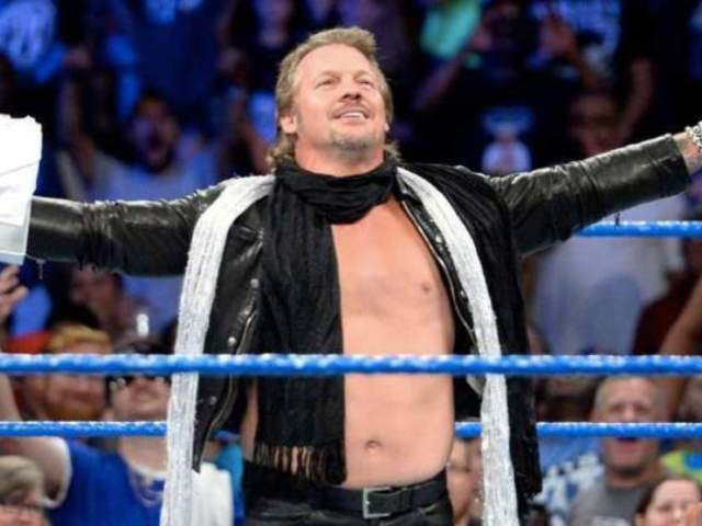 Chris Jericho Says He Is the 'King of the Casket Match'