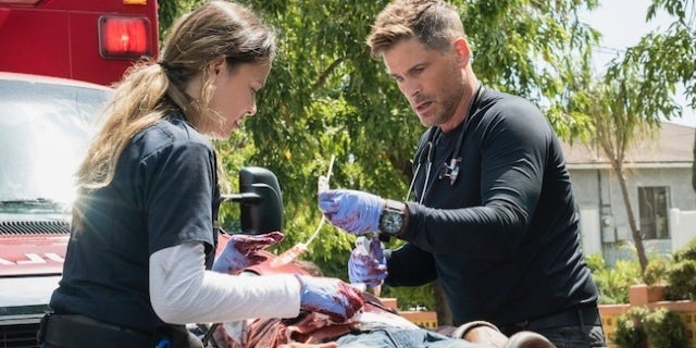 'Code Black' Premiere Welcomes New Paramedic Rox Valenzuela