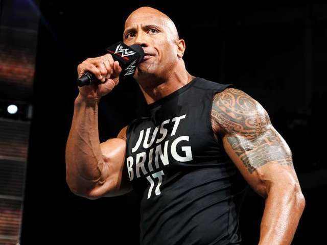 Big Update on The Rock and WrestleMania 34