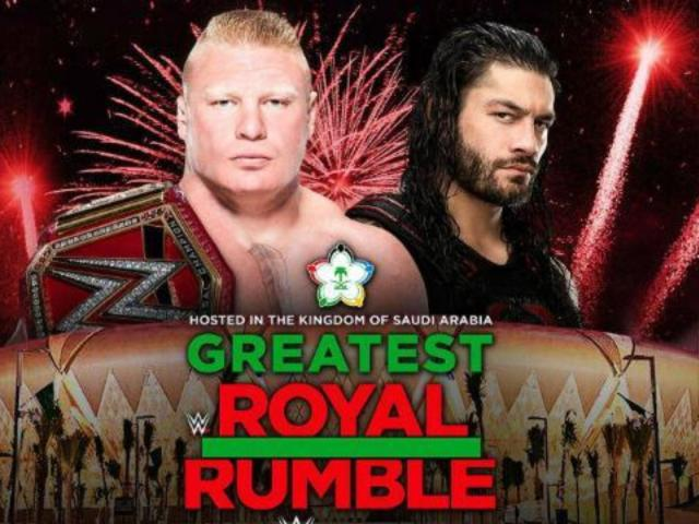 WWE Starts Greatest Royal Rumble With National Anthem Leaving Social Media Confused