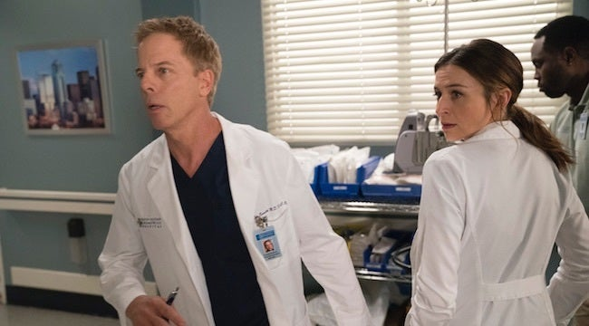 Grey\'s Anatomy: Who Is April Kepner Dating?