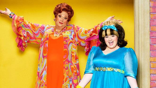 hairspray-live-Harvey-Fierstein-Edna Turnblad-Maddie-Baillio-Tracy-Turnblad