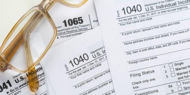 IRS-tax-form