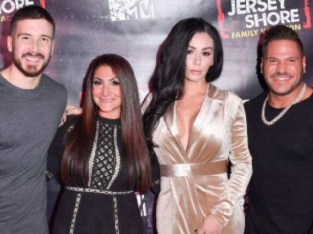 'Jersey Shore' Cast Shares Advice for New Dad Ronnie Ortiz-Magro