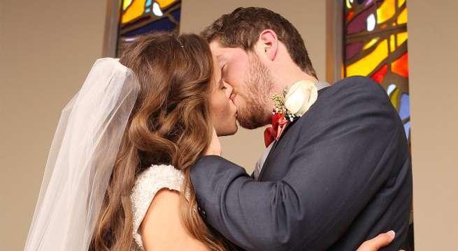 jessa duggar ben seewald wedding