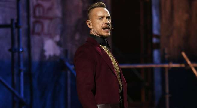 'Jesus Christ Superstar' Viewers Applaud Ben Daniels for ...