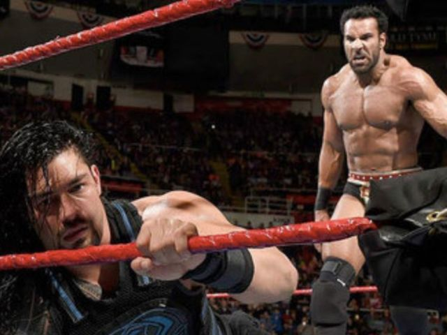 Only Jinder Mahal Can Save Roman Reigns