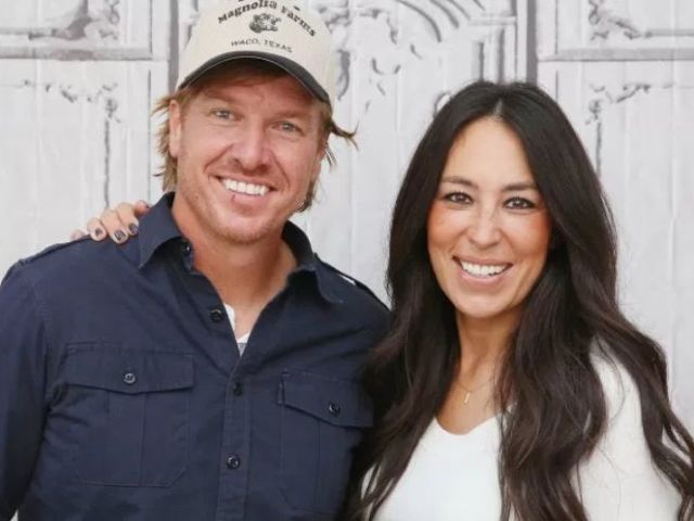 Chip and Joanna Gaines Surprise Kids With Baby Goat