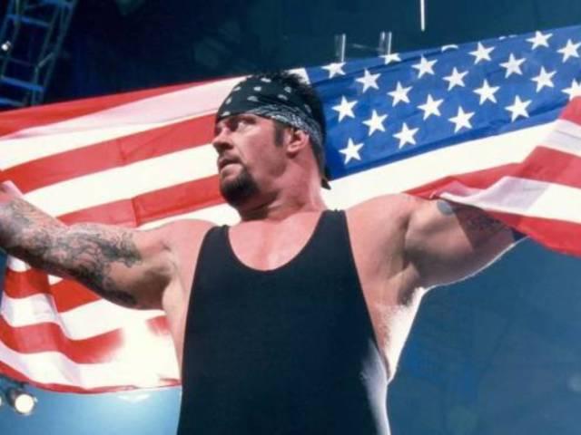 John Cena Calls Out 'American Badass' Undertaker
