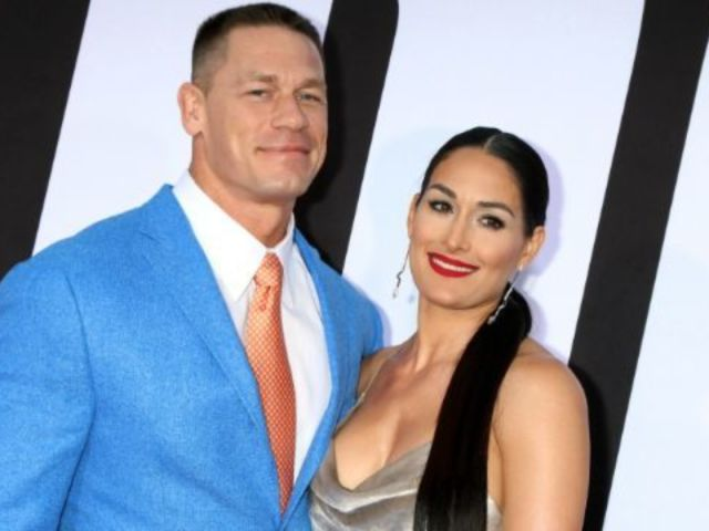 Brie Bella Confirms Nikki Bella and John Cena Still Not Back Together, but They're Working on It