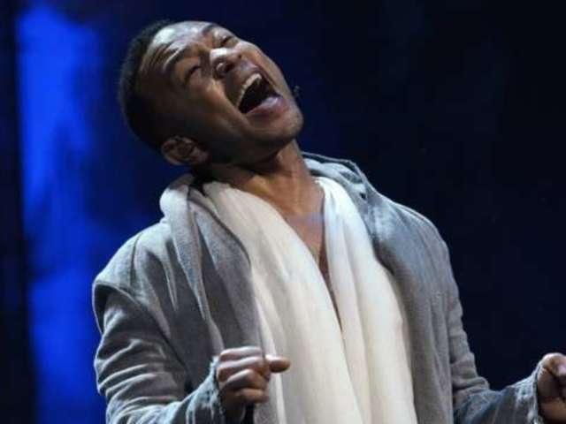 Chrissy Teigen Reveals the Song John Legend Was 'Nervous' to Sing in 'Jesus Christ Superstar'