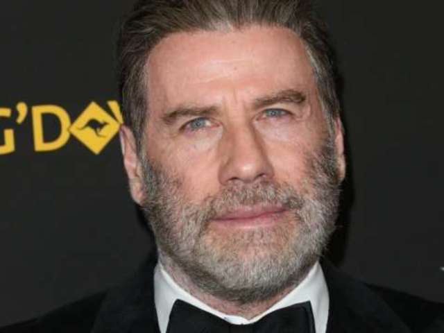 John Travolta Reveals New, Bearded Look