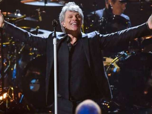 Bon Jovi Rocks Hall of Fame Induction With Reunion and Howard Stern