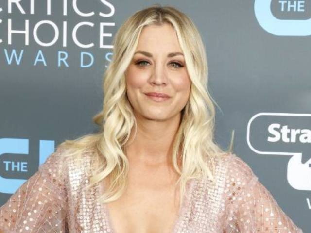 'Big Bang Theory' Star Kaley Cuoco Reveals a 'Let's Get Married' Behind-the-Scenes Snap