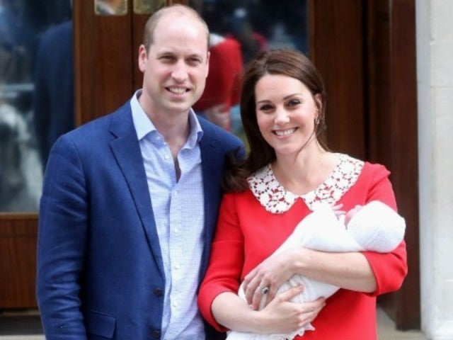 Kate Middleton Spotted for First Time Since Leaving Hospital With Prince Louis