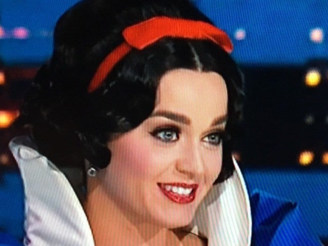 Katy Perry Transforms Into Snow White for 'American Idol' Disney Night
