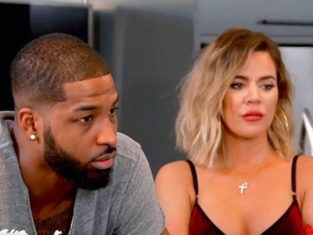Tristan Thompson Allegedly Cheated on Khloe Kardashian by Messaging Other Girls on Instagram