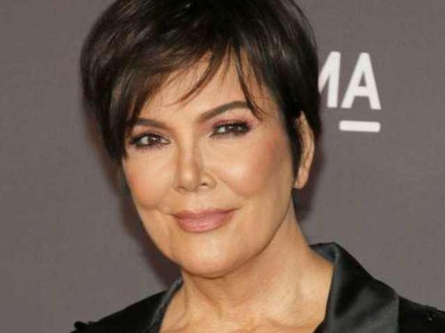 Kris Jenner Mocked at 2018 Met Gala for Dress That Could 'Clean up Kanye West's Mess'