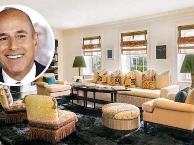 Peek Inside Matt Lauer's $7.35 Million NYC Apartment