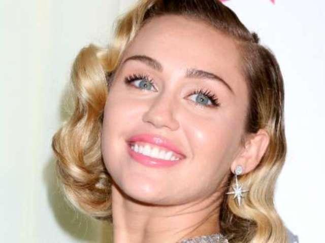 Miley Cyrus Spotted With Vulgar Sweatshirt