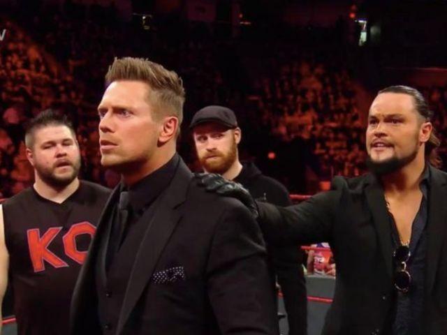 The Miz Sent Back to SmackDown in Superstar Shake-Up Surprise
