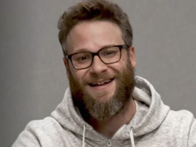 Seth Rogen Posts Tweets of His Mom Detailing Woman's Private Parts in Yoga Class