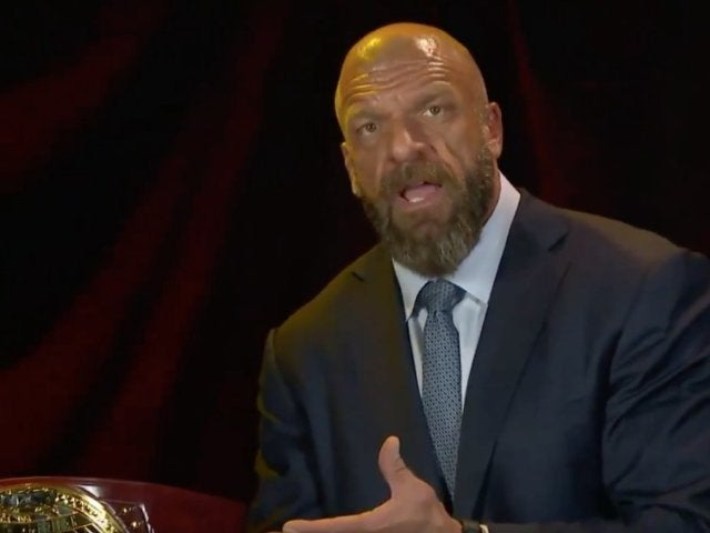 Triple H Unveils NXT's North American Championship