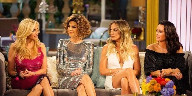 Lisa Rinna Reveals What Was Behind Her Newfound Attitude on 'RHOBH'