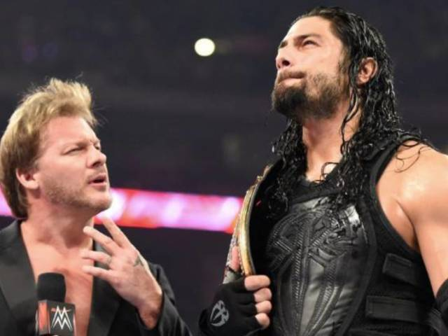 Chris Jericho May Have Just Solved the Roman Reigns Puzzle