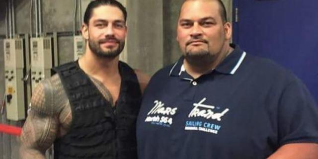 roman reigns remembers rosey