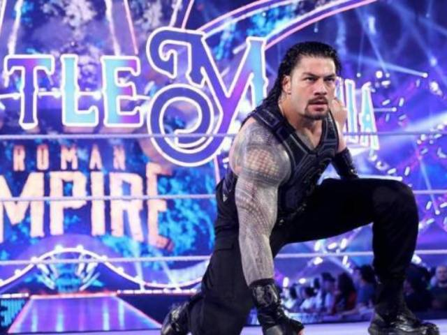 Reported Reason Why Roman Reigns Lost at WrestleMania 34