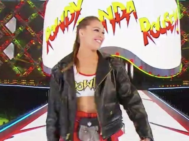 Ronda Rousey Makes WrestleMania Debut in Roddy Piper Inspired Gear