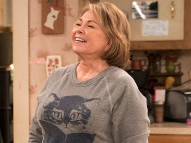Roseanne Barr Debuts Fresh New Hairstyle
