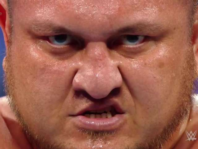 Samoa Joe Heads to SmackDown Live and Calls Out Everyone
