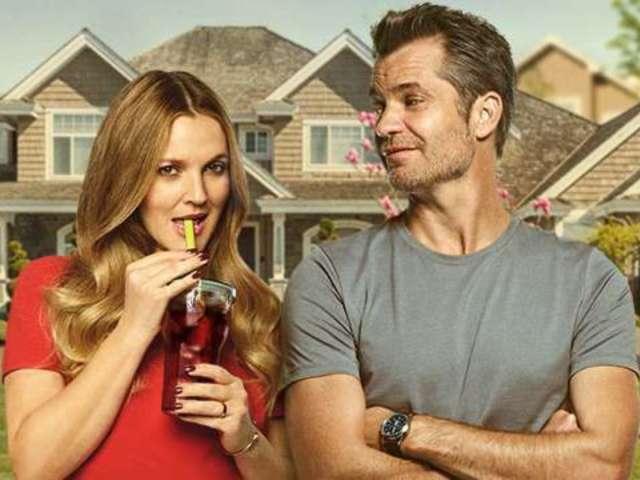 Drew Barrymore Suffers Concussion on 'Santa Clarita Diet' Set
