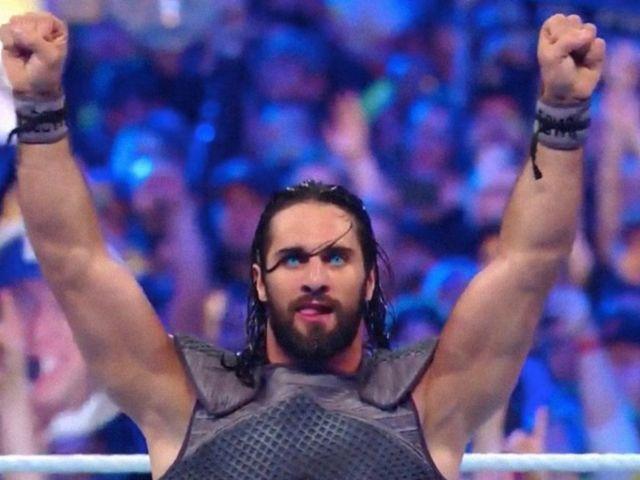 Seth Rollins Rocks 'Game of Thrones' WrestleMania Entrance