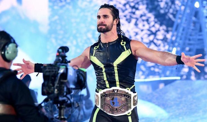 Seth rollins intercontinenal champion