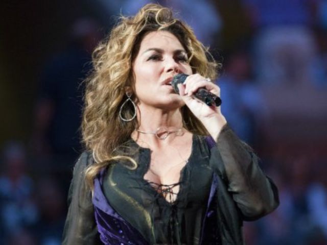 Shania Twain's 'Today' Performance Has Twitter Getting Political