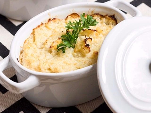 Recipe: Skinny Mashed Cauliflower