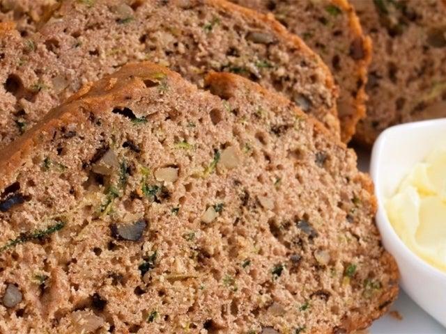 Recipe: Skinny Zucchini Bread