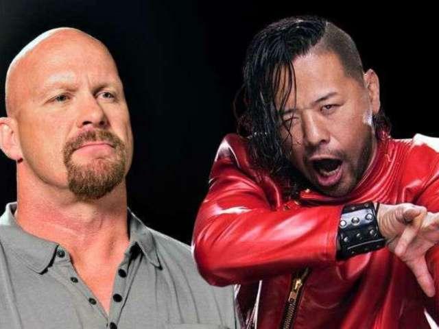 Steve Austin Has High Praise for Shinsuke Nakamura, Heel Turn