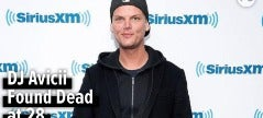 Swedish DJ Avicii Found Dead at 28
