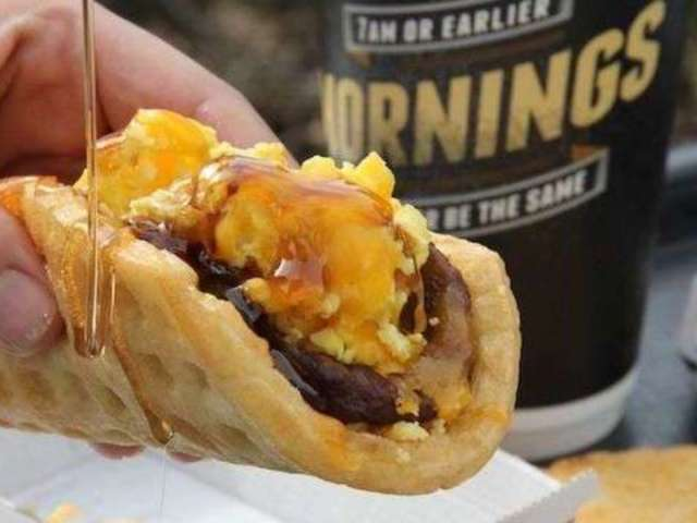 Taco Bell's Craziest Menu Items of All Time