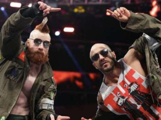 The Bar Adds to SmackDown's Impressive Tag Team Divsion