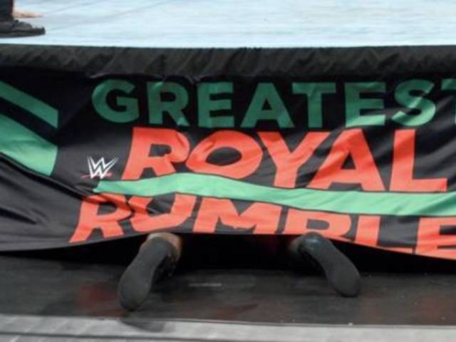 Titus O'Neil, Other WWE Superstars, Comment on Hysterical Greatest Royal Rumble Blunder