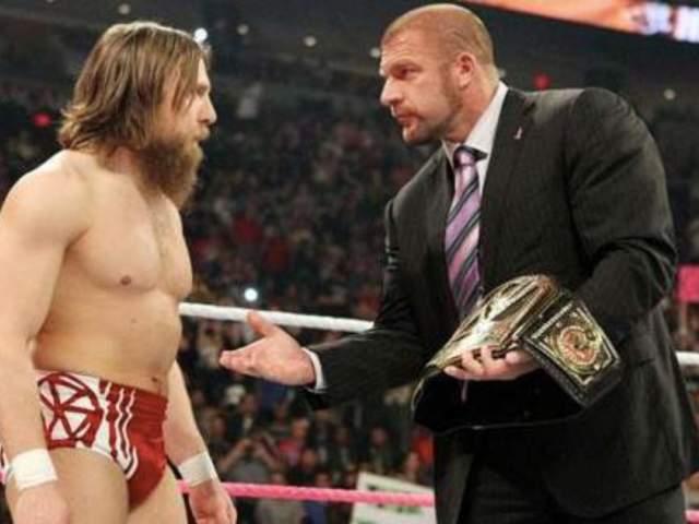 Why Triple H Feared Daniel Bryan Leaving WWE
