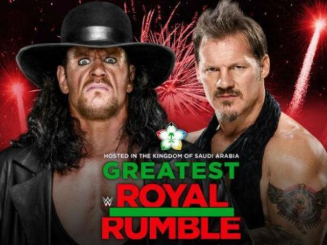 Chris Jericho Replaces Rusev in Greatest Royal Rumble Casket Match Against The Undertaker