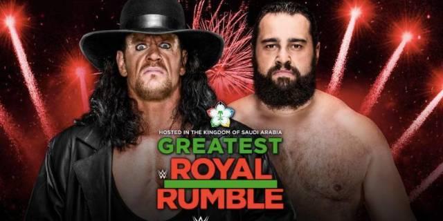 undertaker rusev day greatest royal rumble